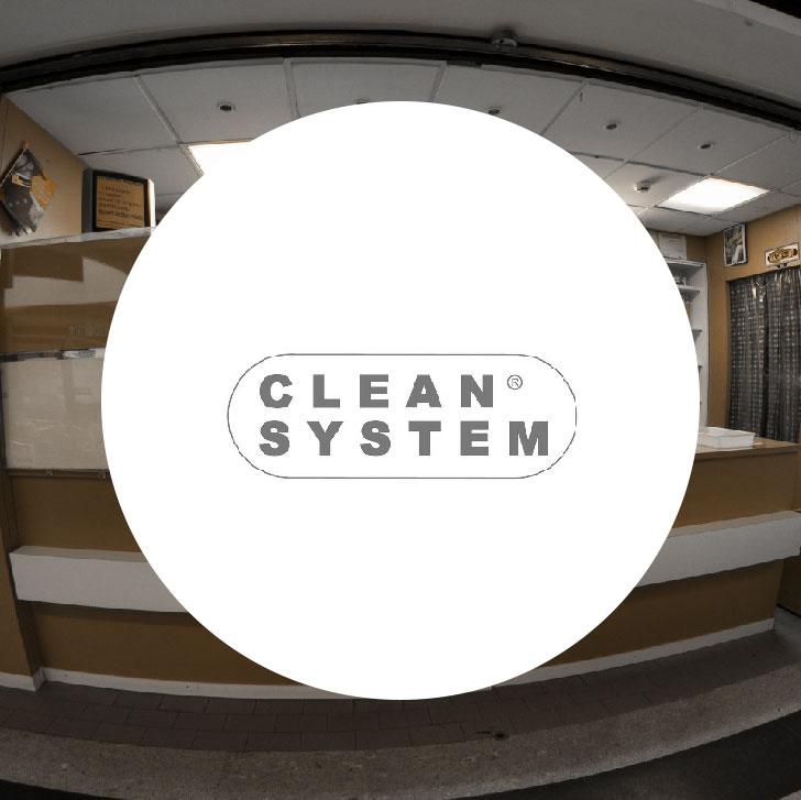 Logo Clean System Morbella